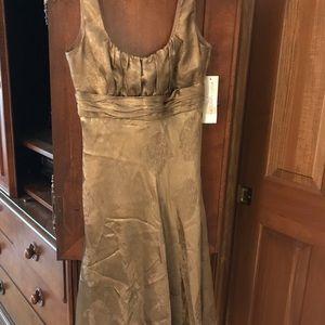 Evan Picone dress Mardi Gra size 4